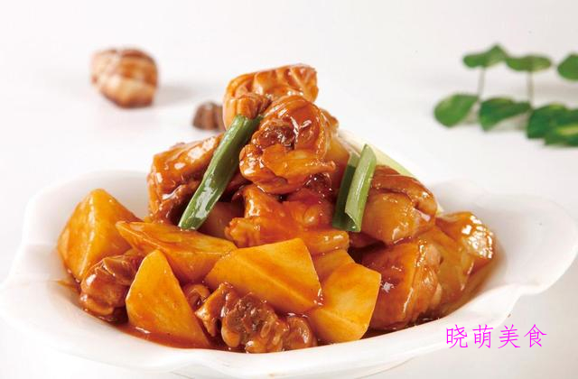 家常炖鸡块、杭椒炒鸡胗、红烧黄骨鱼、蜜汁鸡腿的美味做法