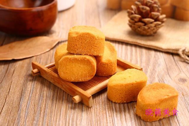 盒子蛋糕、台式凤梨糕、原味玛德琳、北京驴打滚的做法