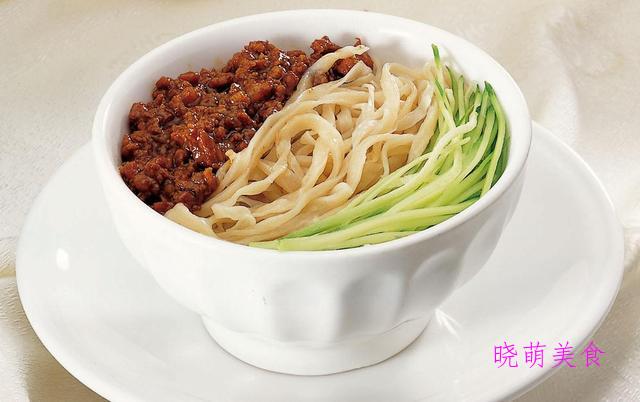 山东炸酱面、牛肉冷面、麻辣肉丝凉面的家常做法
