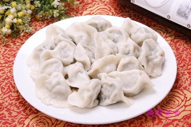 三鲜水饺、牛肉蒸饺、羊肉水饺、酸汤水饺的家常做法