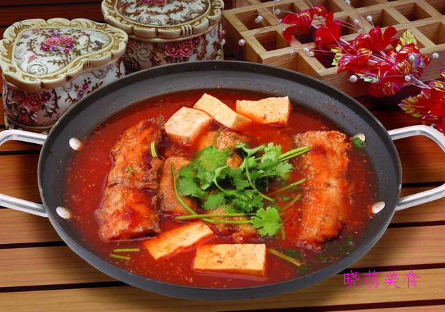 豆瓣酱烧带鱼、酱烧黄鱼、酱烧豆腐、辣烧羊肉的家常做法