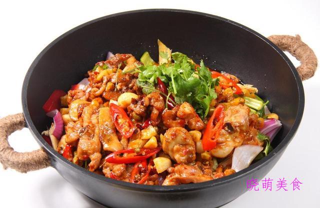 香酥鸡翅、香辣红焖鸡、香辣干锅鸡的家常做法