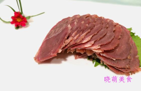 甜辣卤鸭翅、卤牛筋、卤肥肠、辣卤牛肉的家常做法