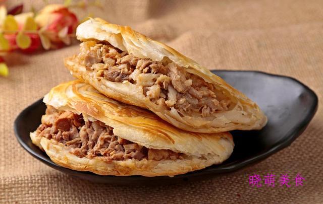 牛肉包子、家常肉夹馍、鸡蛋葱油饼的家常做法