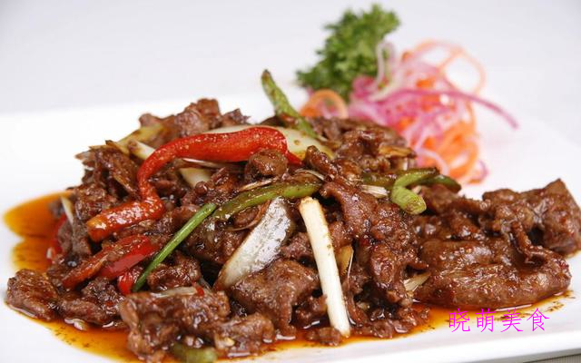 新疆椒麻鸡、红烧鸡、香辣大盘鸡、孜然炒羊肉的家常做法
