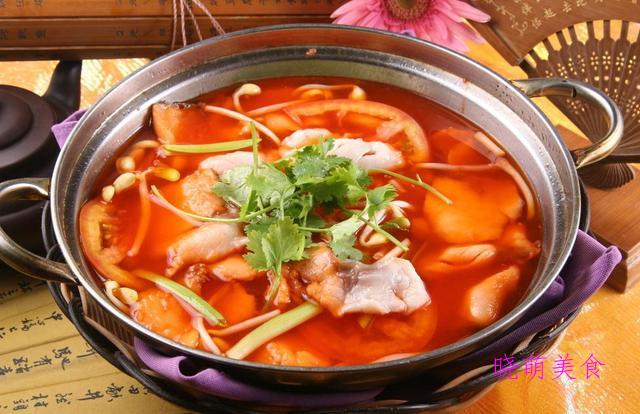酸汤鱼、酸汤牛腩、酸汤牛腩、排骨萝卜汤的家常做法
