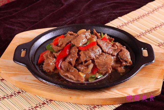 辣炒排骨、铁板牛柳、铁板豆腐、宣威小炒肉的家常做法