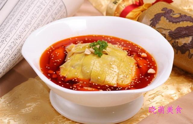 红油肚丝、红油口水鸡、红油豆花、红油猪耳片的家常做法