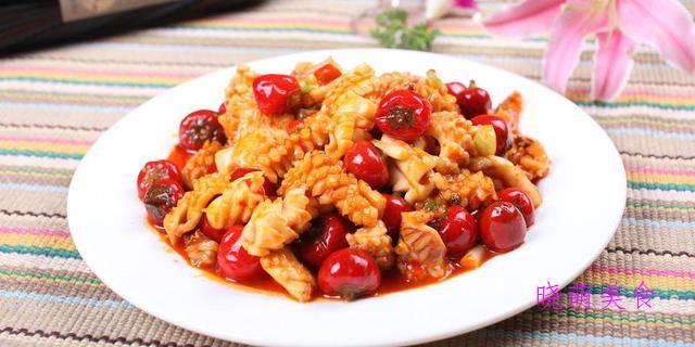 白水猪肉、辣烧豆腐、香辣鱿鱼花、酱油焖鸡、酸菜鲈鱼的家常做法