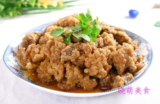 生炒排骨、泡椒鸭胗、爆炒小酥肉、农家小炒肉的家常做法
