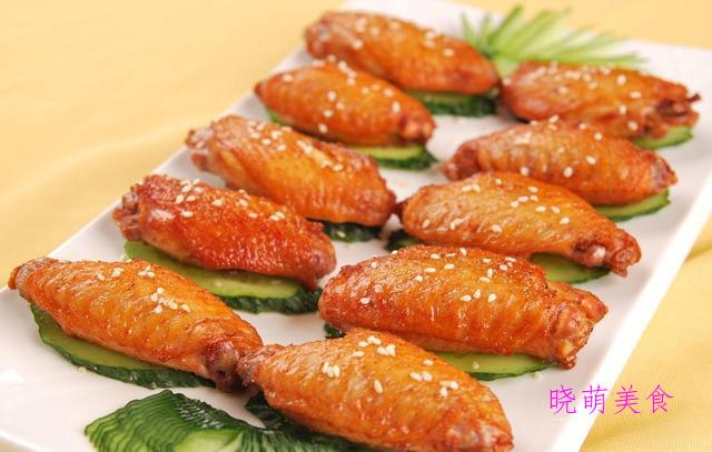 炸狮子头、香辣炸鸡翅、香酥龙利鱼、干炸排骨的家常做法