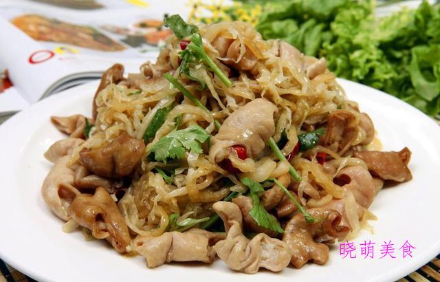 五香排骨、酱焖黄花鱼、辣炒蛏子、酸菜烧肥肠、可乐鸡块的做法