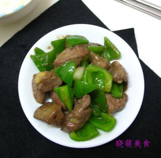 大葱爆肉、滑炒猪肝、爆炒鸡肝、干煸肥肠、干煸泥鳅的家常做法