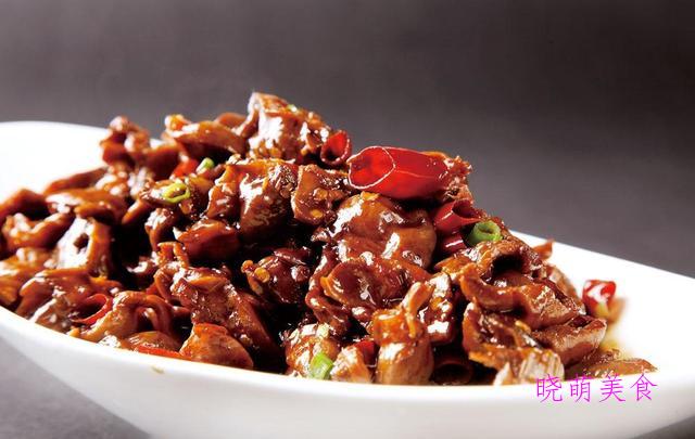 香芋烧排骨、啤酒串串虾、红烧鸡胗、香煎鲅鱼、麻辣牛腱的做法