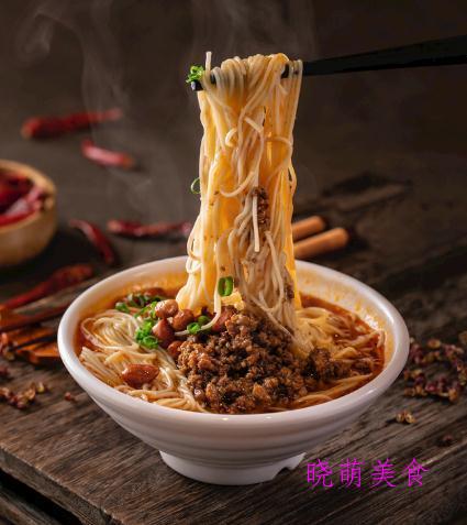 鲜虾乌冬面、红油杂酱面、炒面的家常做法