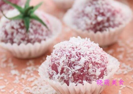 红枣阿胶糕、炸鲜奶、炸馓子、紫薯糯米团、酸奶华夫饼的家常做法