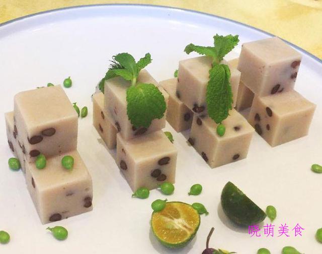 香酥南瓜饼、炸麻叶、紫薯球、糯米蛋、红豆山药糕的家常做法