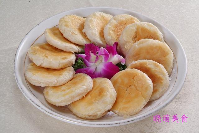 荷花酥、糖酥饼、葱油小饼、煎饼果子的家常做法