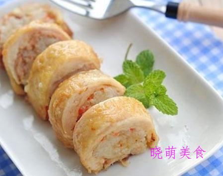 凉带鱼、鸡肉卷、干煸牛肉丝、辣酱炒年糕的家常做法