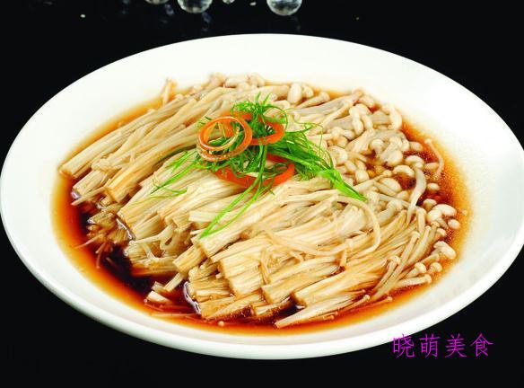 玉米炒牛肉、黄瓜虾仁、腐竹炒肉、白灼金针菇的家常做法