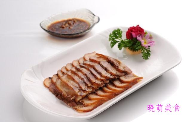 白切肉、酱油卤肉、烀猪肘、烧鸡腿、炸藕盒的家常做法