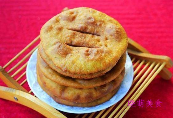 香煎牛肉酥饼、葱油酥饼、香葱肉饼、炸油饼的家常做法