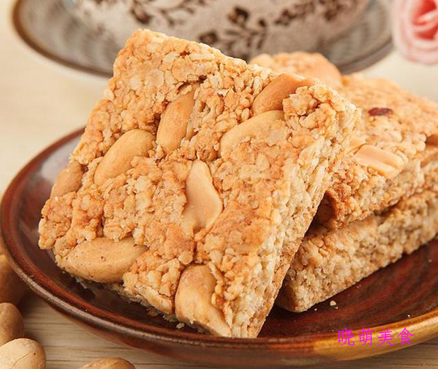 蛋黄派、香酥麻花、红糖燕麦酥、腰果酥、奶酥的家常做法