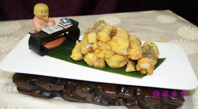 香酥鱼块、豆沙麻团、排骨玉米煲、爆炒螺蛳肉的家常做法