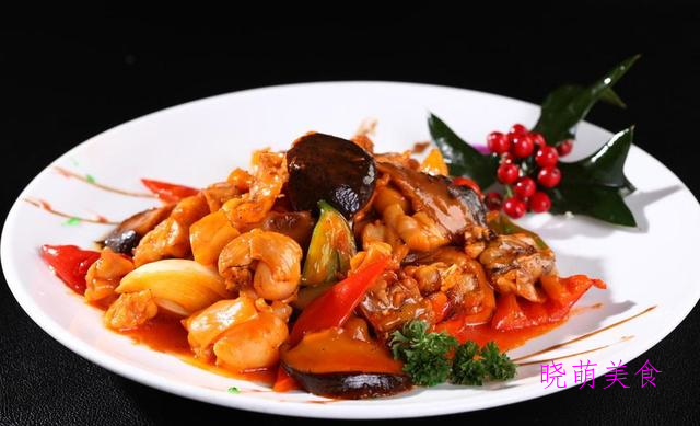 辣炒猪蹄、酱爆田鸡、干煸仔鸡、凉浸带鱼的家常做法