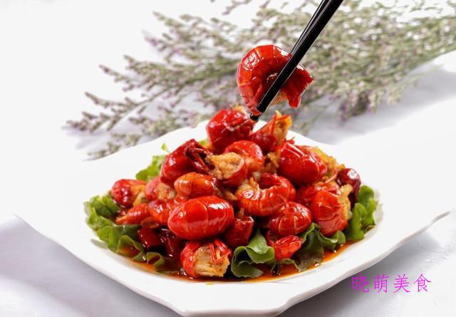 蜂蜜炸鸡、炸大排、开心虾尾、香辣炒田螺的家常做法