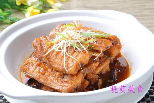 水煮豆腐、酱烧茄子煲、带鱼煲、莲藕焖猪蹄、萝卜烧肉的家常做法