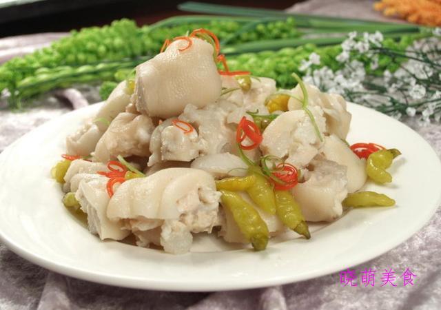 麻辣鱼片、泡椒猪脚、红烧咸鱼、孜然里脊的家常做法