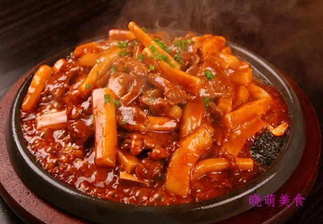 香菇鸡翅、牛肉炒年糕、干煸鸡翅、椒香带鱼的家常做法