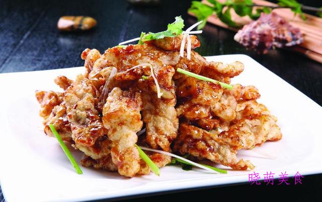 椒盐里脊、麻辣鸡、香辣带鱼、豆豉焗排骨的家常做法