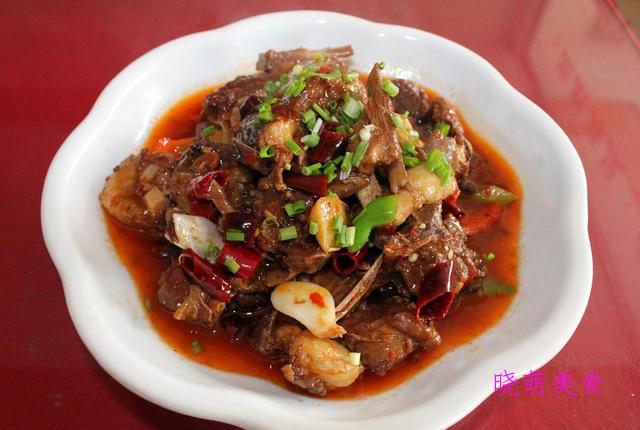 香卤牛肉、卤猪心、酱焖黄骨鱼、西红柿炖羊排的做法