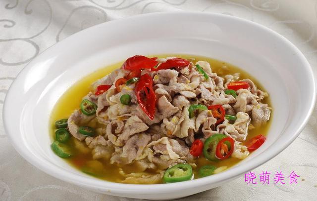 葱油花甲、川香豆腐、香辣肥牛、青椒炒肥肠、冬笋烧牛肉的做法