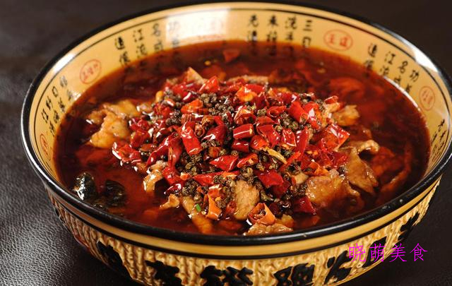 红烧把子肉、麻辣肉片、香辣鱼、辣子牛肉的家常做法