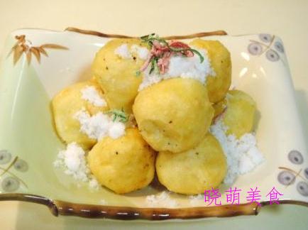 奶油炸糕、泡菜煎饼、云南米线、红烧小鲫鱼、鲜香小龙虾的做法