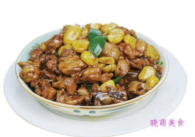 红油拌猪耳、香菇栗子鸡、麻辣皮冻、麻辣牛板筋的家常做法