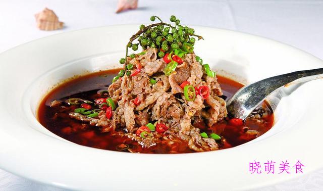 椒盐银鱼、椒汁肥牛、辣拌猪耳、家常烧豆腐、红烧芋头的做法