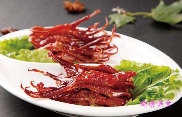 蜜汁带鱼、椒麻牛肉、酱鸭舌、香辣腐竹的家常做法