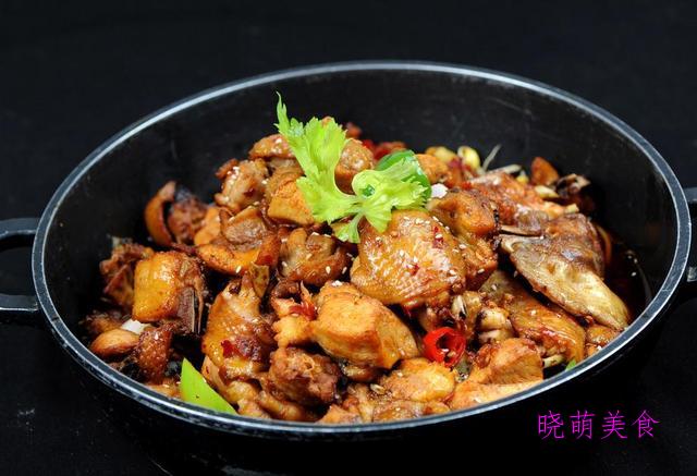 烧鸡公、山椒肥牛、铁板烧牛肉、香煸鸡块的家常做法
