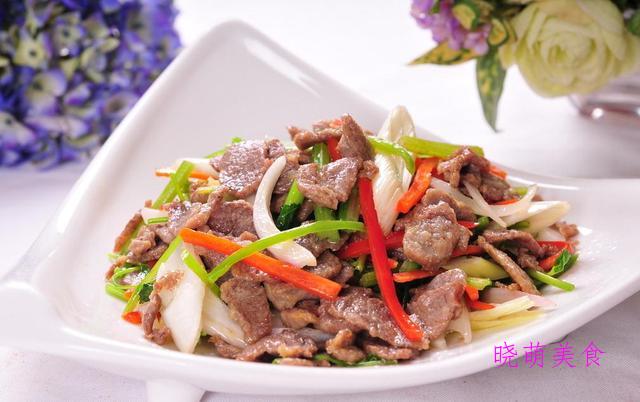 红烧鲈鱼、酱汁烧茄子、酱烧狮子头、干炒羊肉的家常做法