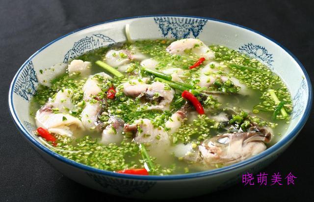 香辣沸腾鱼、麻辣豆花、香辣虾球、鲜椒水煮鱼的家常做法