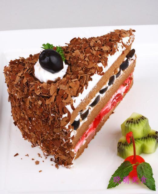 黑森林蛋糕、水果盒子蛋糕、香橙蛋糕、蔓越莓马芬的家常做法