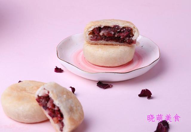 玫瑰酥饼、鲜奶马拉糕、黄油凤梨酥、椰蓉凉糕的美味做法