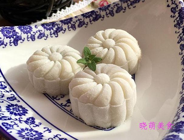 苏式绿豆糕、小米发糕、蜜豆山药糕、紫薯仙豆糕的家常做法