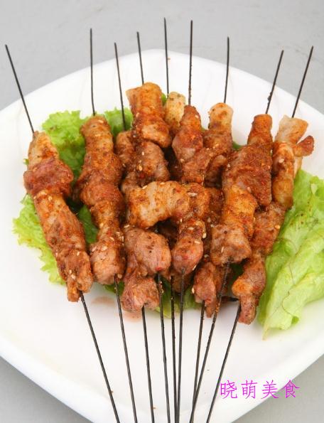 鸡肉串、香酥牛肉、香辣羊肉串、麻辣鸡翅的家常做法