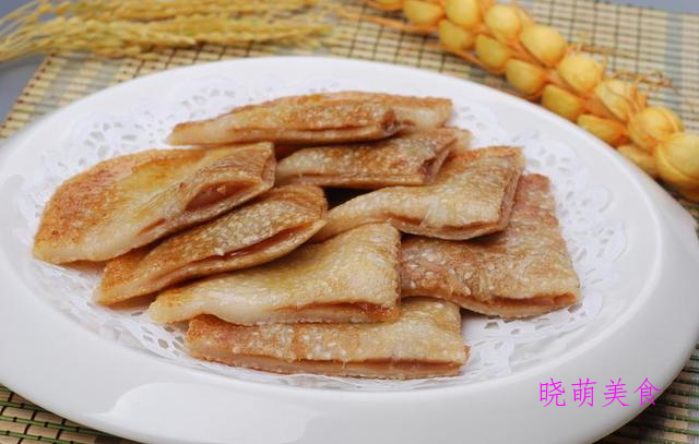 猪肉馅饼、韭菜肉饼、芝麻油饼、芝麻糯米饼的美味做法