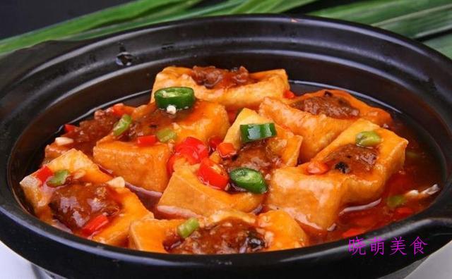 鱼香里脊肉、手撕鸡、肉酿豆腐泡、可乐鸡块的家常做法